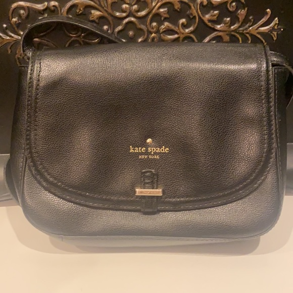 Kate Spade Small Leather Crossbody
